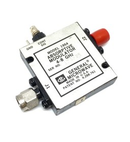 4-8GHZ ABSORPTIVE MODULATOR...