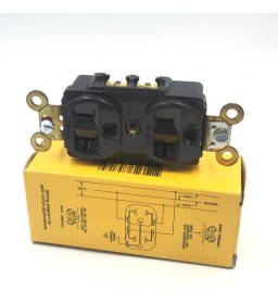 HUBBELL 5362 WIRING DEVICE...