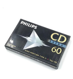PHILIPS CD EXTRA 60 AUDIO...