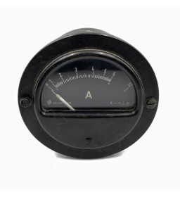 0-12A AC PANEL METER AMPERE...
