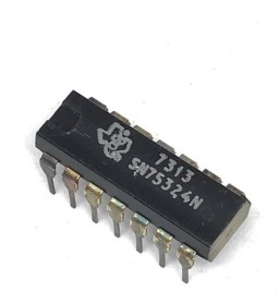 SN75324N INTEGRATED CIRCUIT...