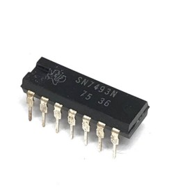 SN7493N INTEGRATED CIRCUIT...