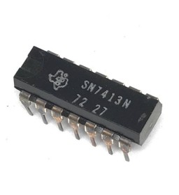 SN7413N INTEGRATED CIRCUIT...