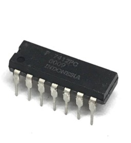 7412PC INTEGRATED CIRCUIT...
