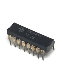 SN7485N INTEGRATED CIRCUIT...