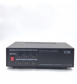 TW SOUND PA-40W AMPLIFIER