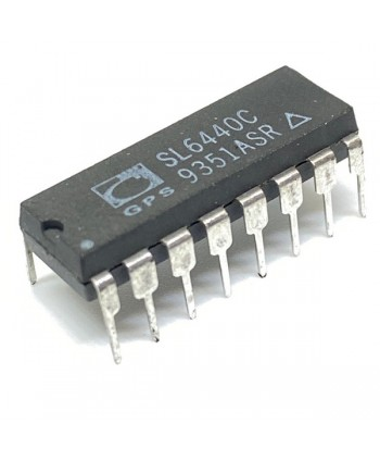 SL6440C INTEGRATED CIRCUIT GPS
