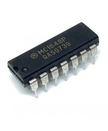 MC1648P INTEGRATED CIRCUIT...