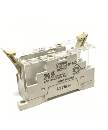 P7SA-14F-ND OMRON 24V RELAY...