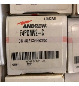 7/16 MALE for 1/2 Canle Coaxial Connector Andrew F4PDMV2-C