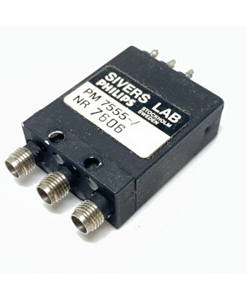 SPDT Latching 28V DC-18GHZ...
