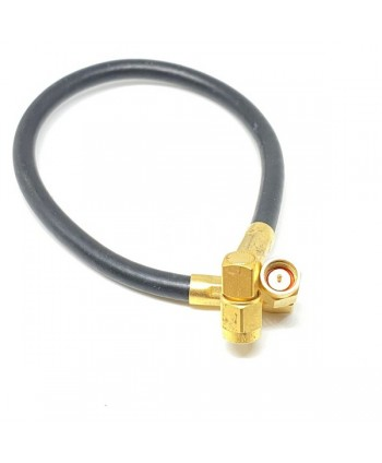 SMA Male Jumper Cable RG223...