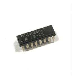 MC14516BCP Integrated Circuit Motorola