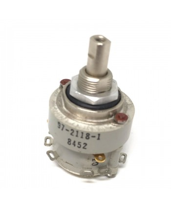 97-2118-1 Rotary Switch...