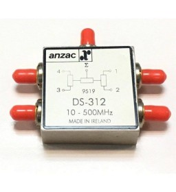 10-500MHZ 4 WAY POWER DIVIDER DS-312 ANZAC
