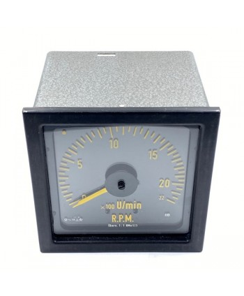 RPM Panel Meter Industrial...