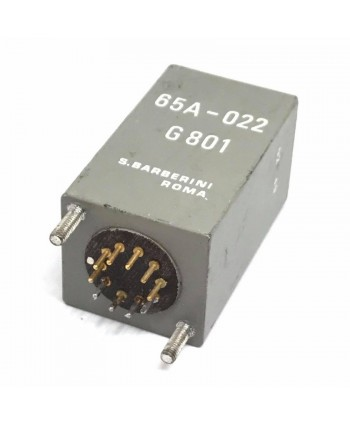 65A-022 G801 10 Pin Relay...