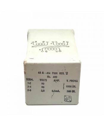 65A-414 P001 7 Pin Relay...