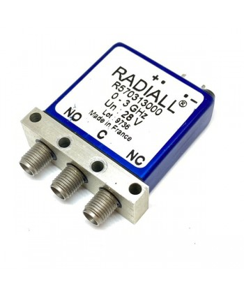 R570313000 RADIALL DC-3GHZ...