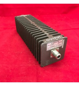30DB 100W COAXIAL FIXED ATTENUATOR 662A-30 PHILCO TESTED