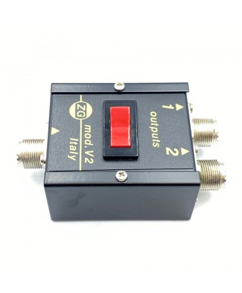 ZETAGI V2 SO239 ANTENNA SWITCH