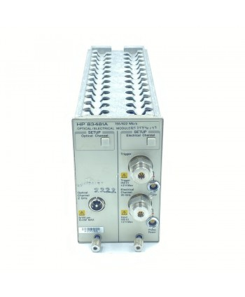 83481A AGILENT OPTICAL AND...