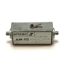 10-200Mhz G:16db 15V Power Amplifier Anzac AM-112