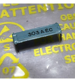 0.030UF CERAMIC DIELECTRIC CAPACITOR JAN 303AEC 5910-01-300-4937