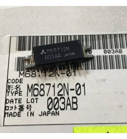 M68712N MITSUBISHI Electric Corporation RF Power Module