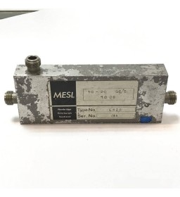 1-2GHZ 10DB 200W N DIRECTIONAL COUPLER RACAL L42B