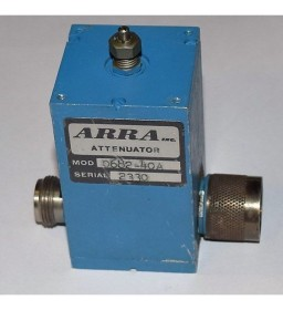 0-40db 1W DC-600Mhz Variable Attenuator 0682-40 Arra