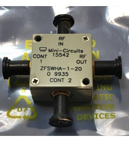 ZFSWHA-1-20 High Isolation Switch MINI CIRCUITS