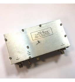 X4 FREQUENCY MULTIPLIER IN:705-830Mhz O:2.82-3.32Ghz -15VDC SMA