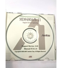MD8480A/B-21 SUPPORT SERVICE CIPHERING ANRITSU