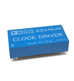 AD246JN Clock Driver Analog Devices