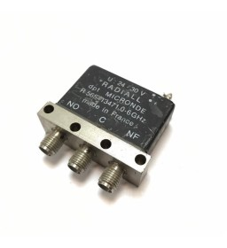 2 WAY SMA COAXIAL SWITCH R565413471 RADIALL