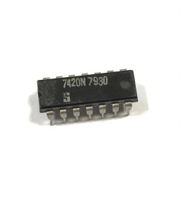 7420N 7930 INTEGRATED CIRCUIT