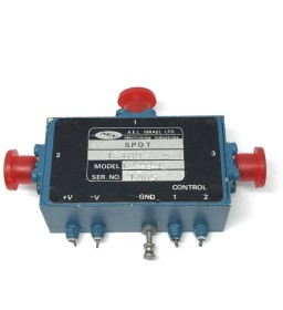 1-100Mhz 122T01 SPDT SMA Coaxial Switch AEL