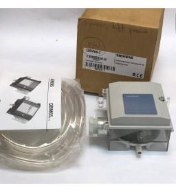Siemens HVAC QBM65-10 Differential Pressure Sensors Air DC 0..10V 0..1000Pa