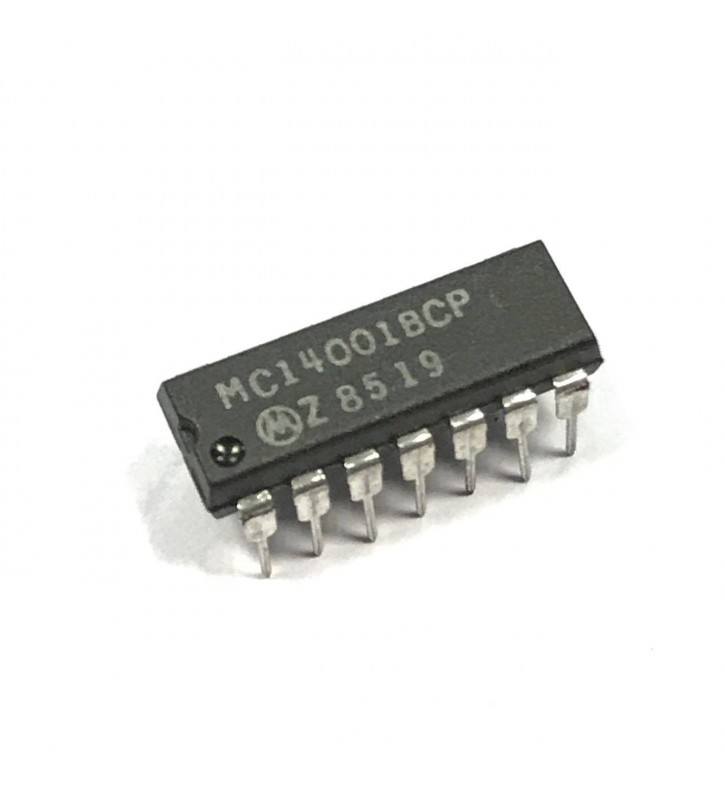 MC14001BCP 8519 Integrated Circuit Motorola