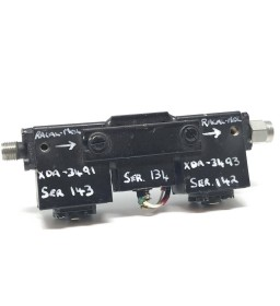 5-12Ghz Dual Isolator Power Meter Assembly Racal
