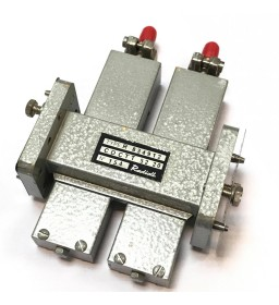 WR-90 WR90 20DB 8-13Ghz - SMA Waveguide Directional Coupler Radiall R834912